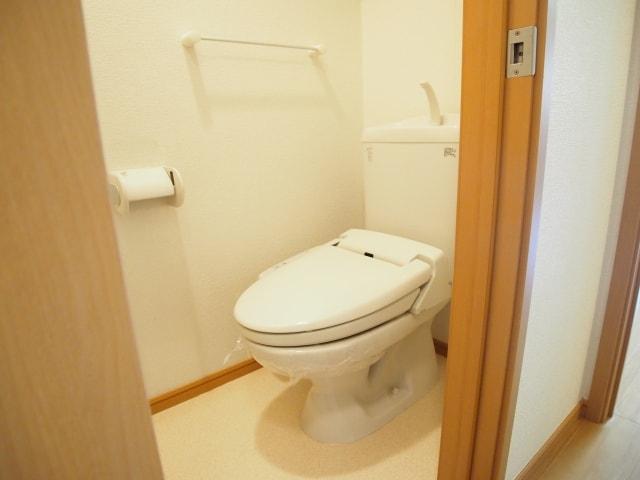 カーサ ヴェンティ 05020号室のトイレ