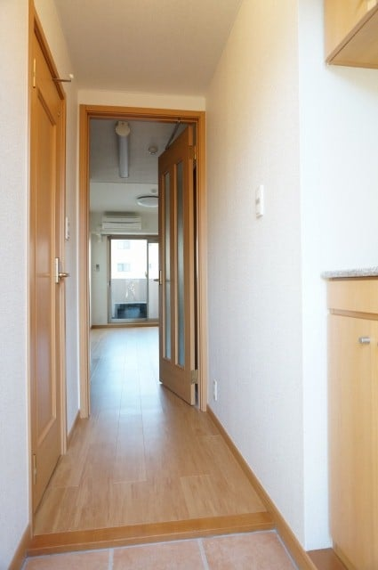 カーサ ヴェンティ 05040号室の玄関