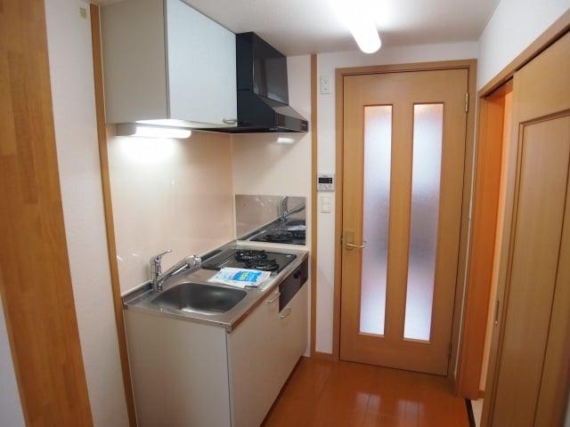 カーサ ヴェンティ 07030号室のキッチン