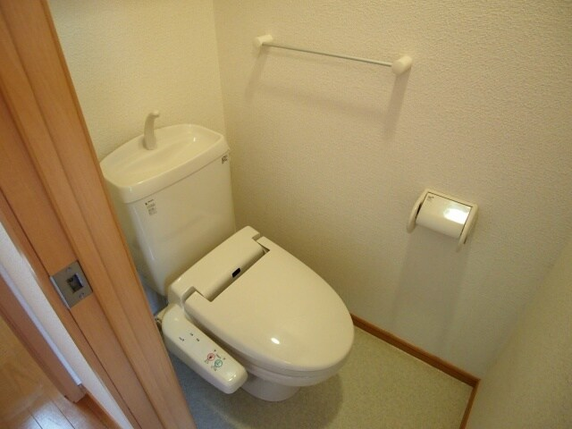 カーサ ヴェンティ 07030号室のトイレ