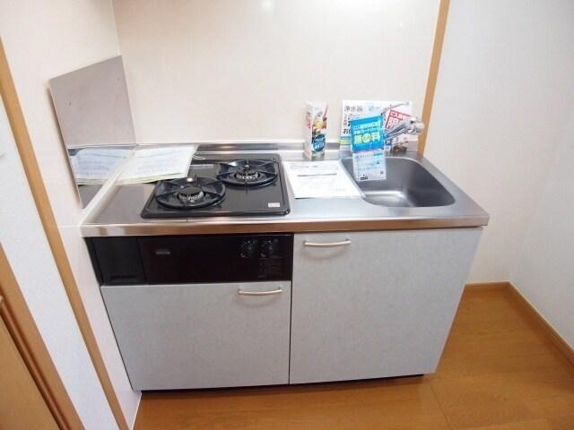 カーサ ヴェンティ 07040号室のキッチン