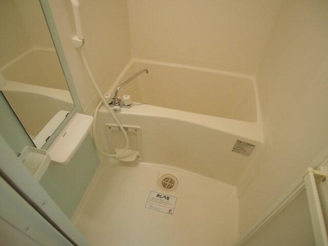 カーサ ヴェンティ 07040号室の風呂