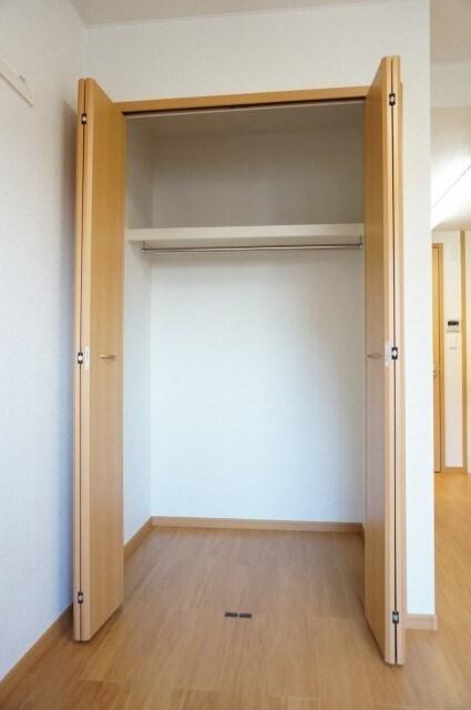 カーサ ヴェンティ 07040号室の収納