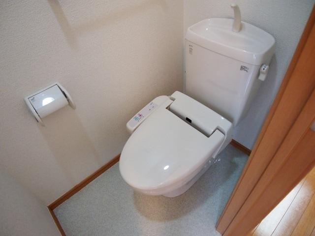 カーサ ヴェンティ 07040号室のトイレ