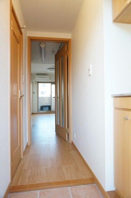 カーサ ヴェンティ 07040号室の玄関