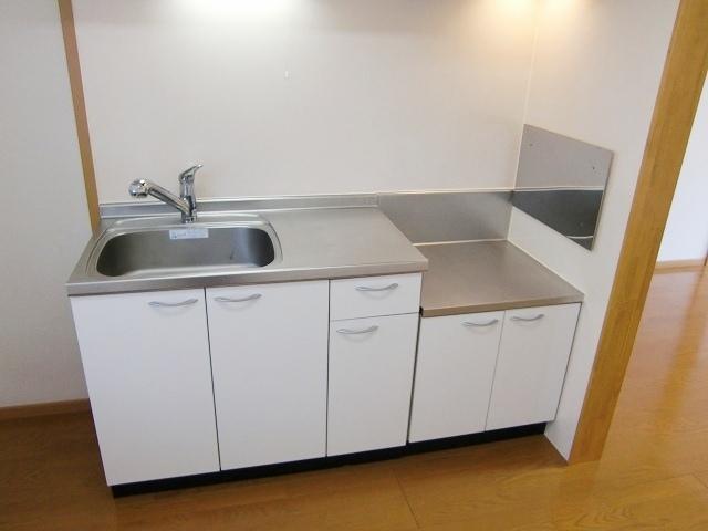 カーサ ヴェンティ 09060号室のキッチン