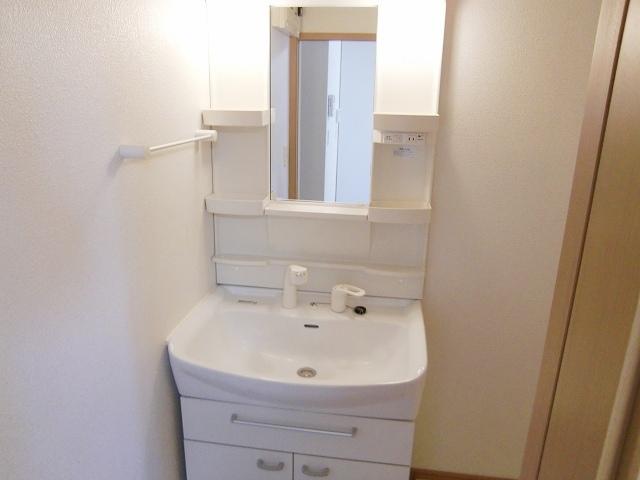 カーサ ヴェンティ 09060号室の洗面所