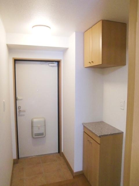 カーサ ヴェンティ 09060号室の玄関