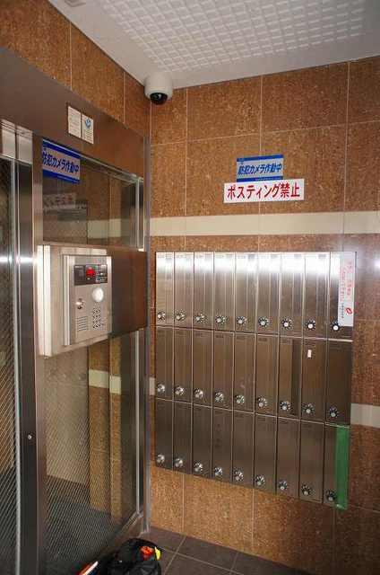 カーサ ヴェンティ 09060号室のセキュリティ