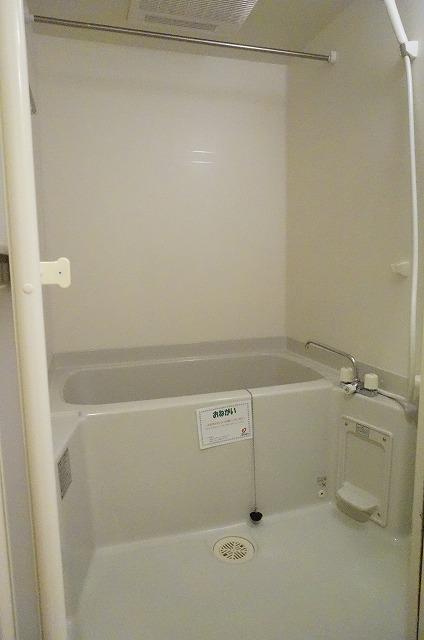 ヒルズ天神 02060号室の風呂