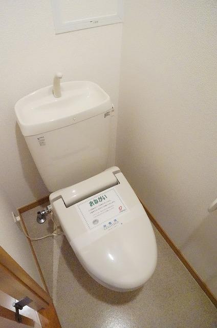 ヒルズ天神 02060号室のトイレ
