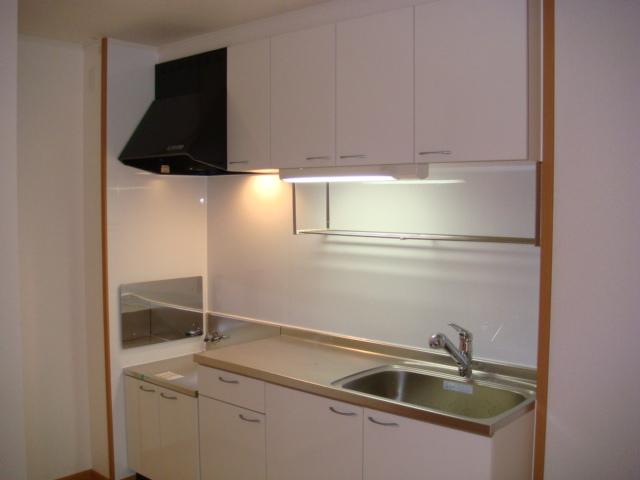 エンジェル・ハート 01010号室のキッチン