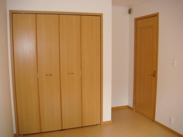 エンジェル・ハート 01010号室の収納