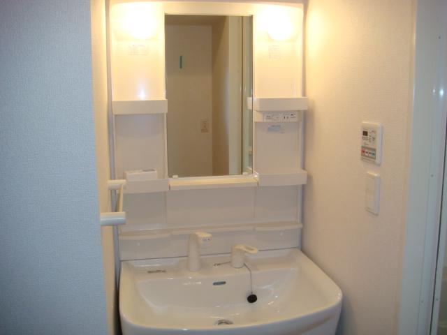 エンジェル・ハート 01010号室の洗面所