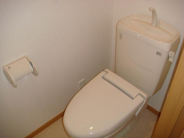 エンジェル・ハート 01010号室のトイレ