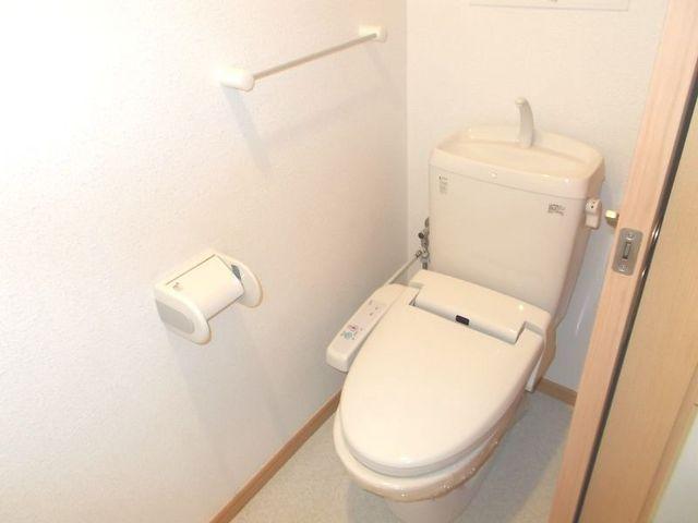 モーヴ・カミカ 02030号室のトイレ