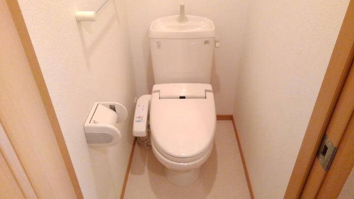 メープル 02010号室のトイレ