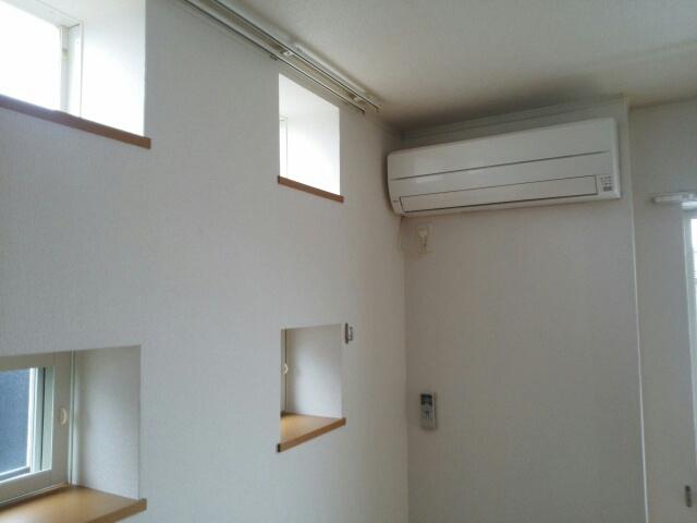 マ-ベラス ヴィラ 02030号室のその他設備