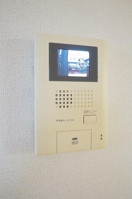 センター・フィールド 02040号室のセキュリティ