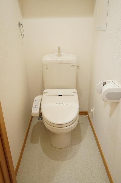 センター・フィールド 02040号室のトイレ