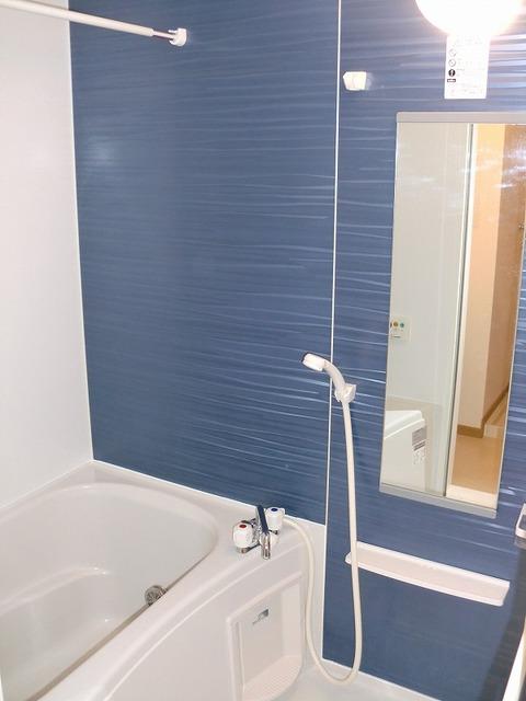 ブルックホーム 02020号室の風呂