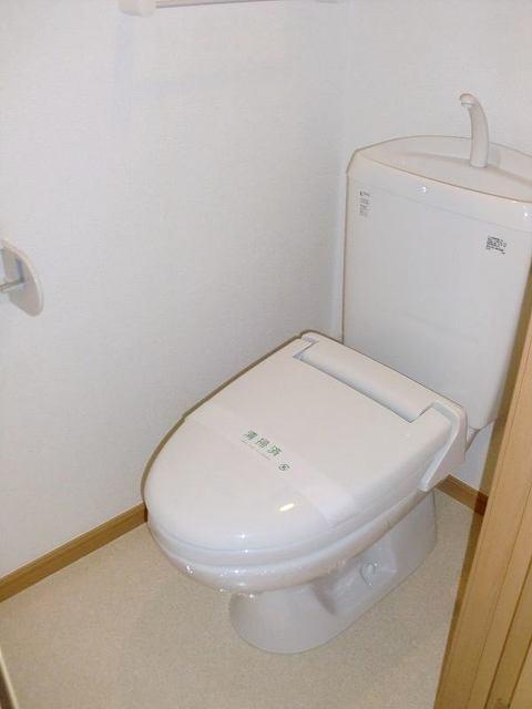 ブルックホーム 02020号室のトイレ