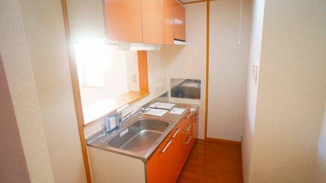 モンティセロ 01010号室のキッチン