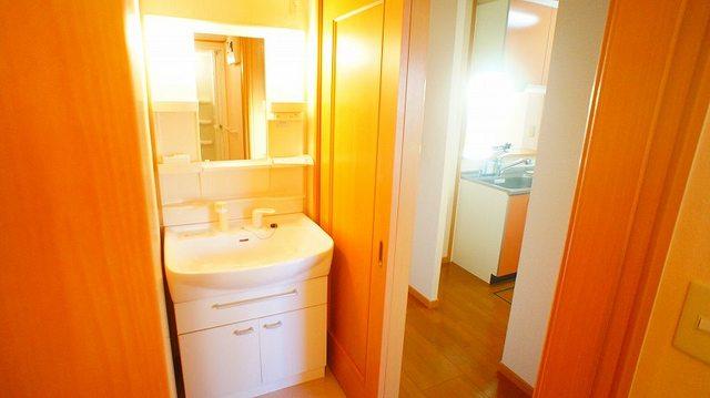 モンティセロ 01010号室の洗面所