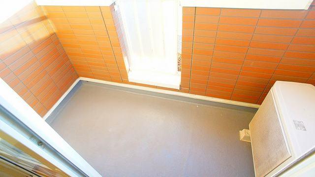 モンティセロ 01010号室のバルコニー