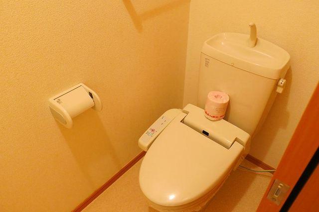 モンティセロ 01010号室のトイレ