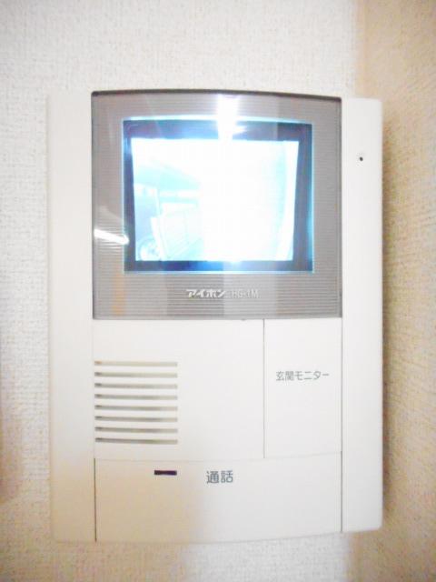 スプリングワットC棟 01010号室のセキュリティ