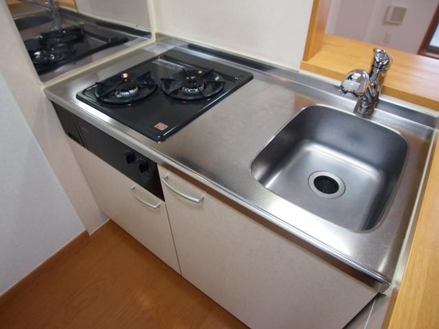 メルヴェーユ 05040号室のキッチン