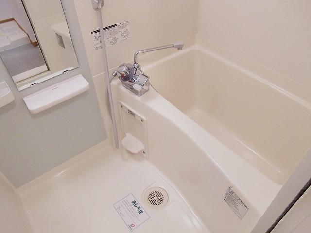 メルヴェーユ 05040号室の風呂
