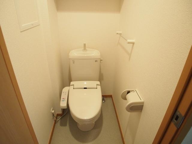 メルヴェーユ 05040号室のトイレ