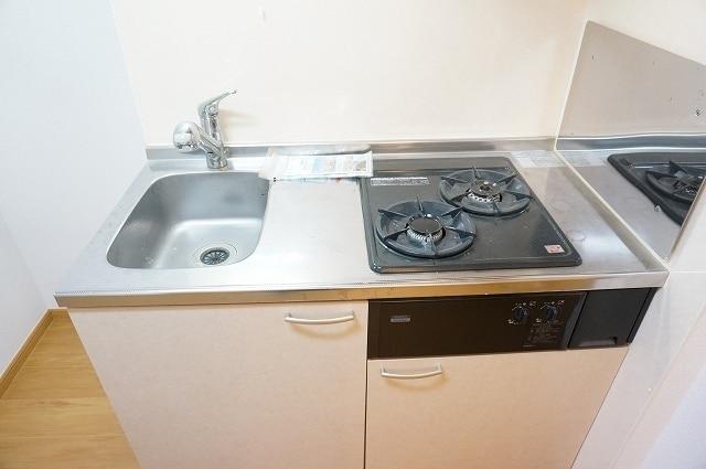 メルヴェーユ 06050号室のキッチン