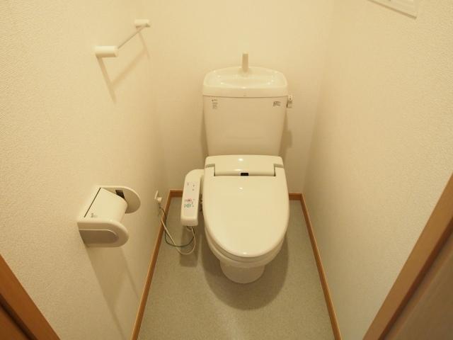 メルヴェーユ 07030号室のトイレ