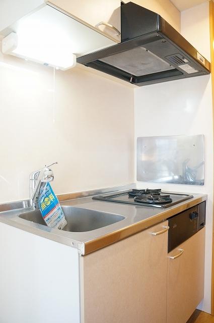メルヴェーユ 08010号室のキッチン