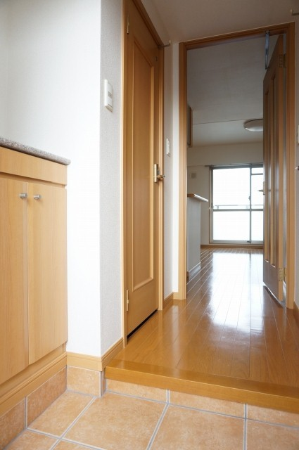 メルヴェーユ 09020号室のリビング