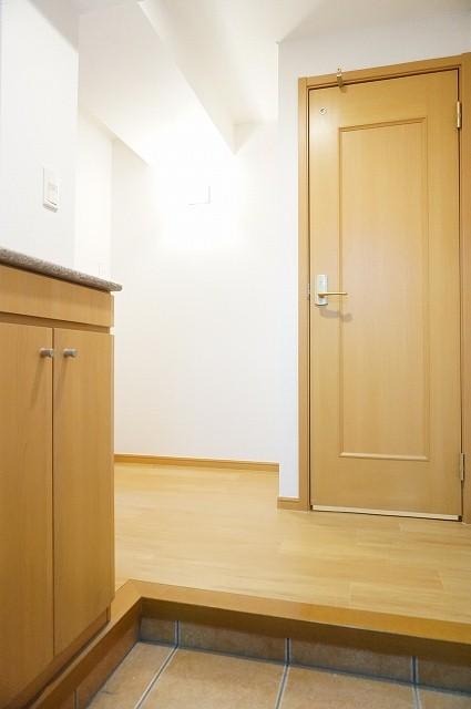 メルヴェーユ 09050号室の玄関
