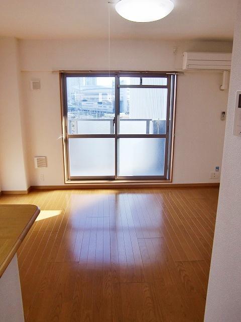 メルヴェーユ 10040号室の居室