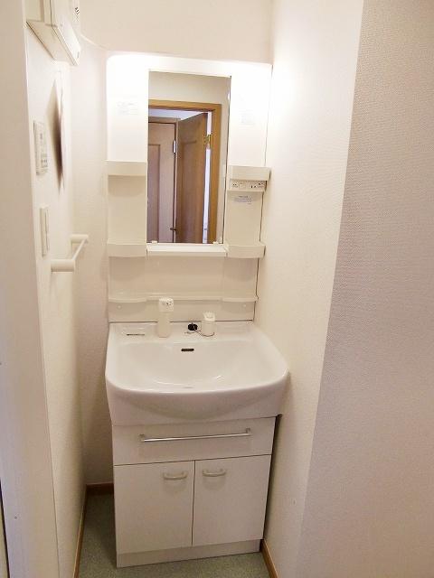 メルヴェーユ 10040号室の洗面所