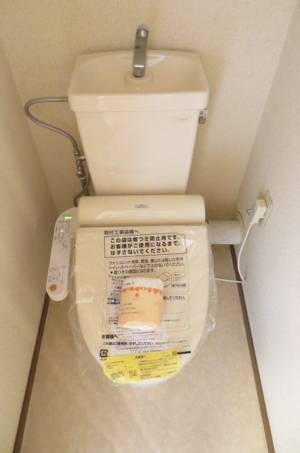 ビューテラス 03020号室のトイレ
