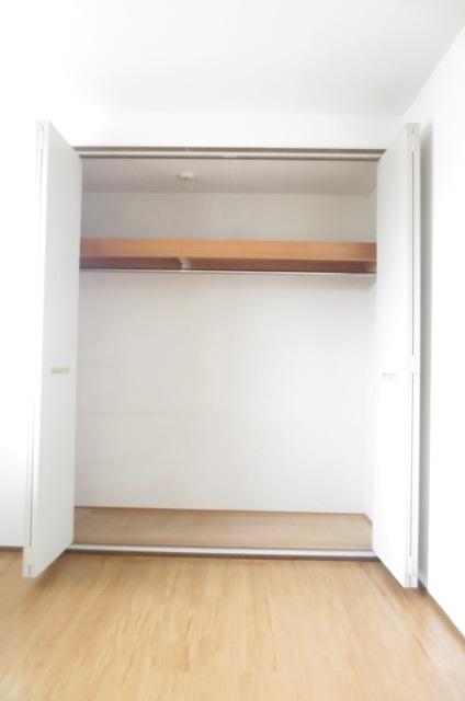 ビューテラス 03020号室の収納