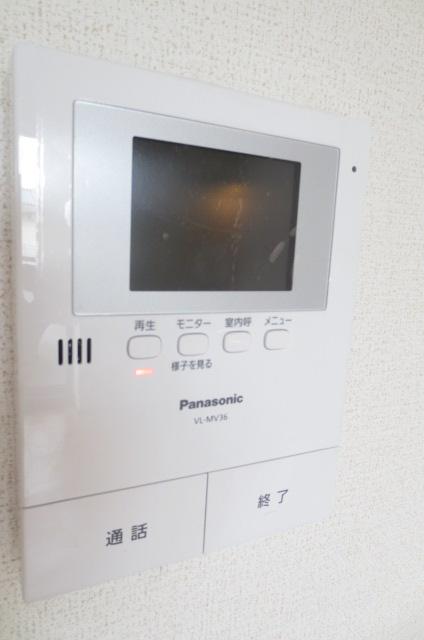 ビューテラス 03020号室のセキュリティ