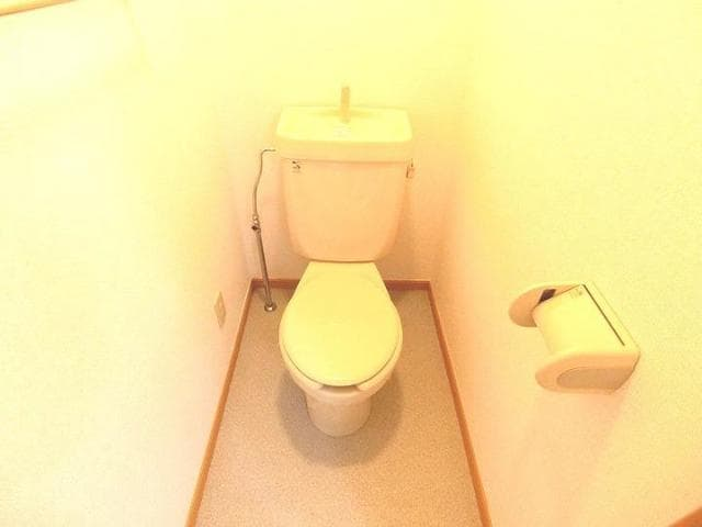 ガ-デンヒルズC 02020号室のトイレ