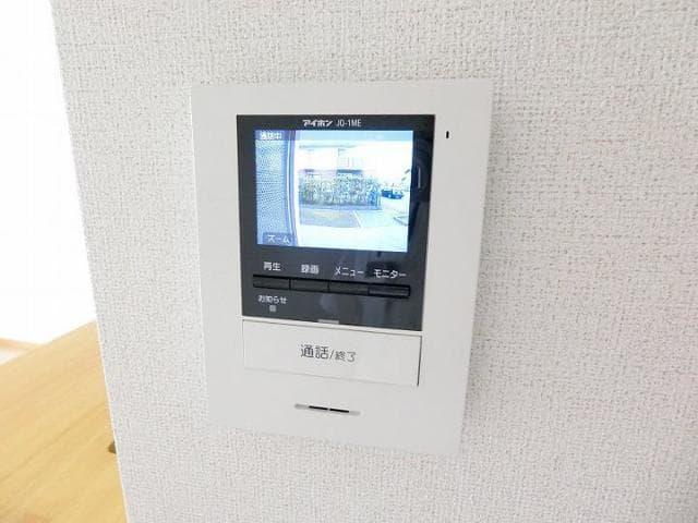 ガ-デンヒルズC 02020号室のセキュリティ