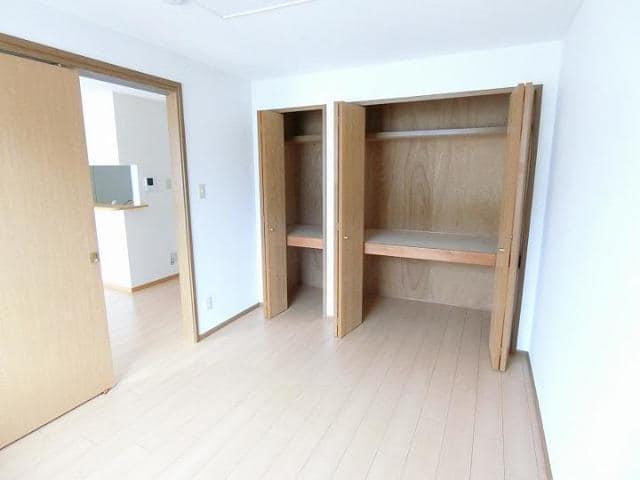 ガ-デンヒルズC 02020号室の収納