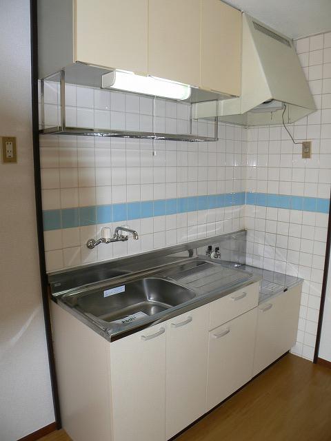 エルディムスズ 02030号室のキッチン