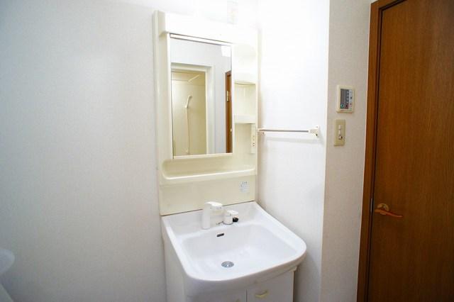 ファミ-ルメゾンC 01010号室の洗面所