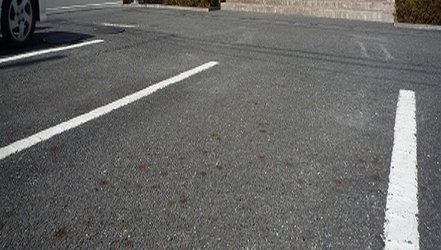 ファミ-ルメゾンC 01010号室の駐車場